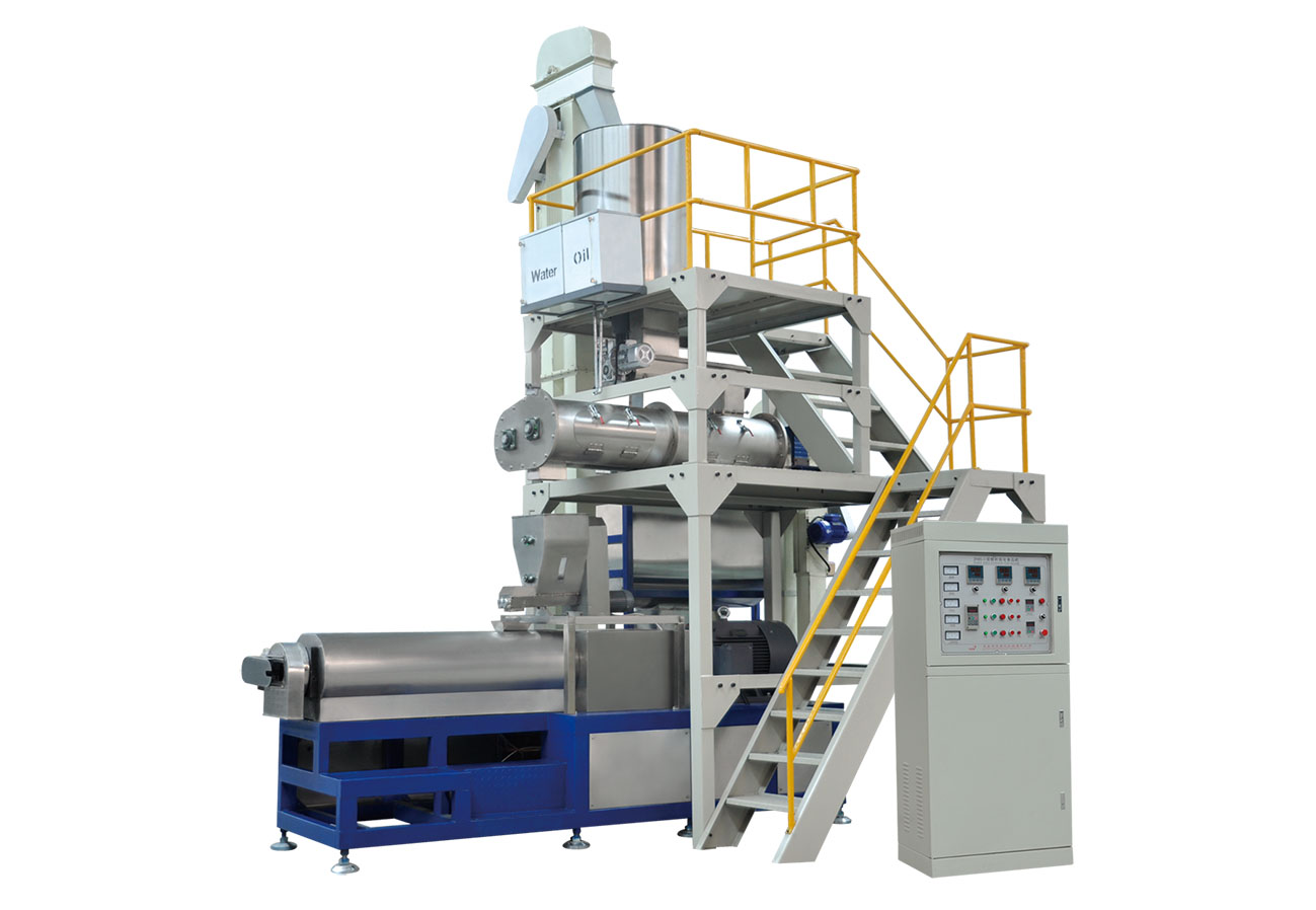ZH85 Twin Screw Extruder